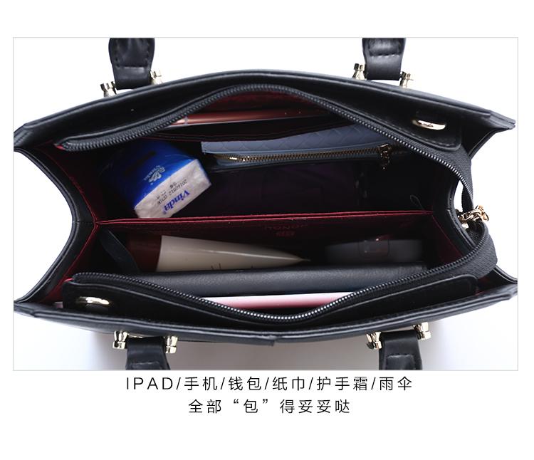 Túi xách nữ HONGU H5140355  - ảnh 11