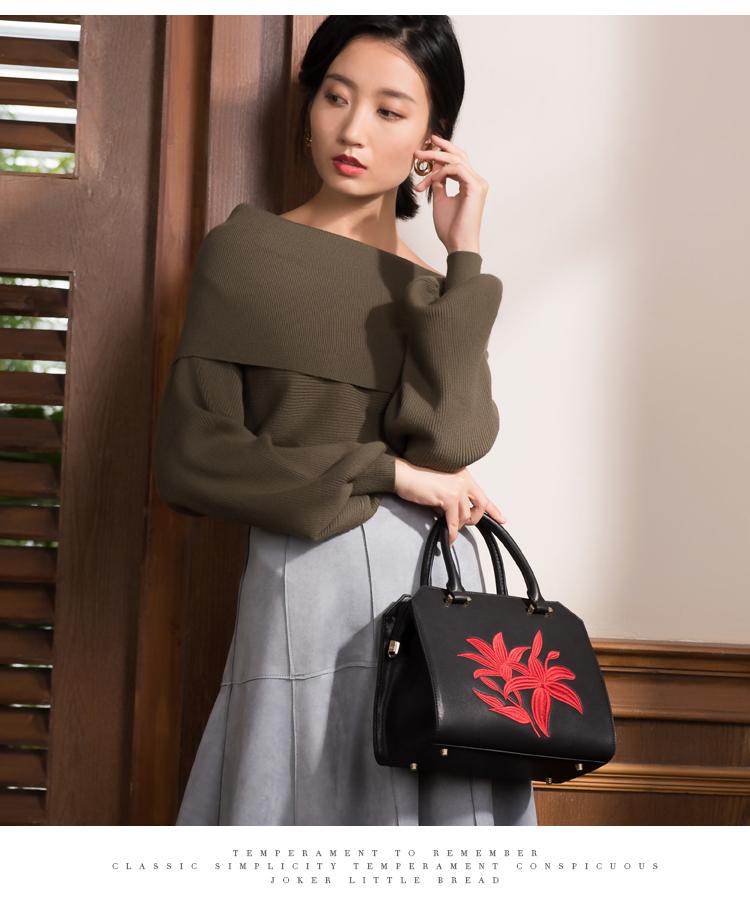 Túi xách nữ HONGU H5140355  - ảnh 3
