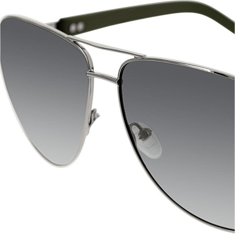 best aviator sunglasses  silver aviator