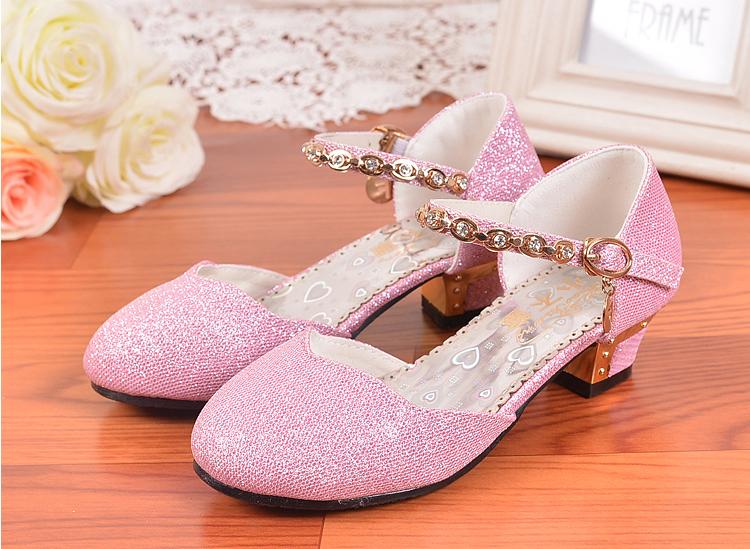 女童高跟鞋_女童高跟鞋公主鞋最高_女童秋季