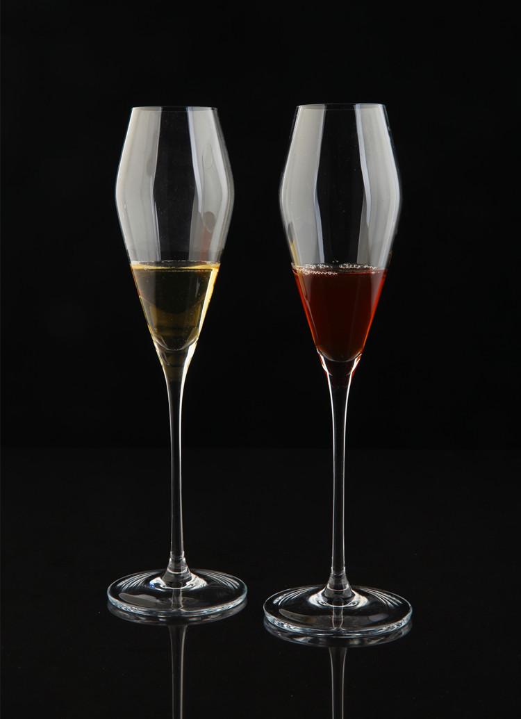 新闺蜜时代无铅玻璃玻璃红酒杯葡萄酒杯香槟杯高脚杯图片