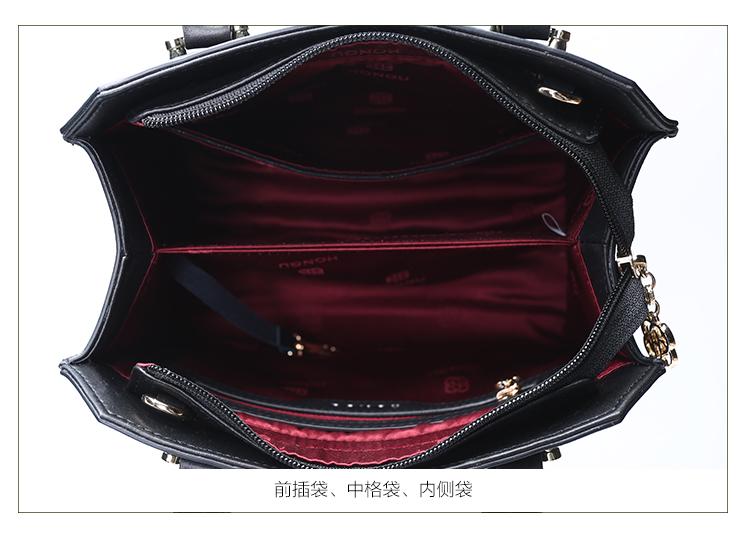 Túi xách nữ HONGU H5140355  - ảnh 12