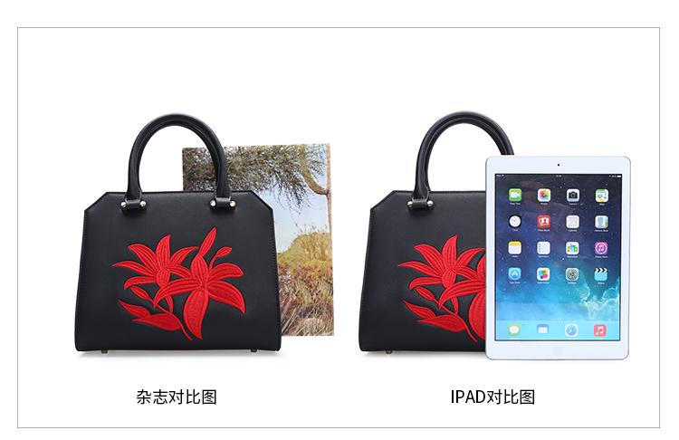 Túi xách nữ HONGU H5140355  - ảnh 7