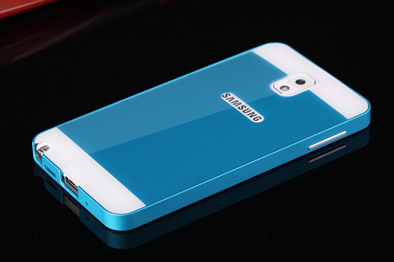 金属边框 后盖 适用于三星note3手机套n9008v/s