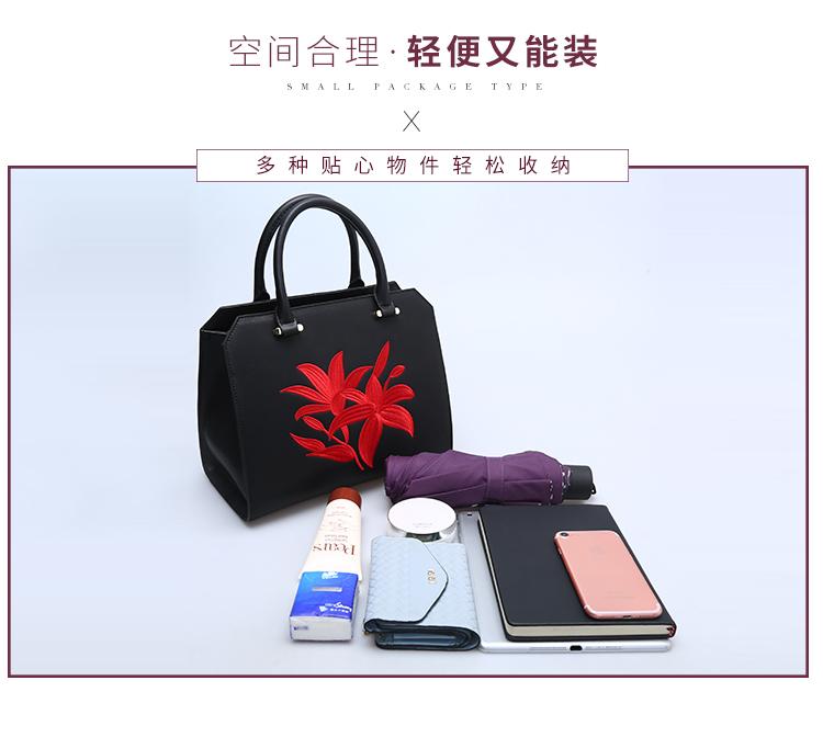 Túi xách nữ HONGU H5140355  - ảnh 10