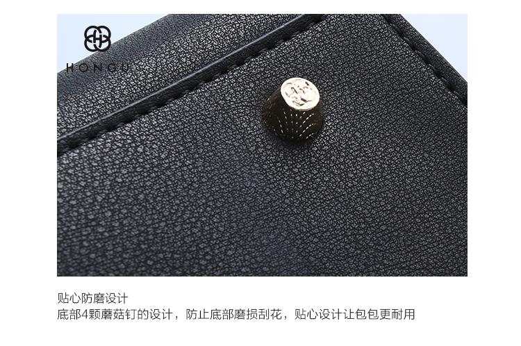 Túi xách nữ HONGU H5140355  - ảnh 16