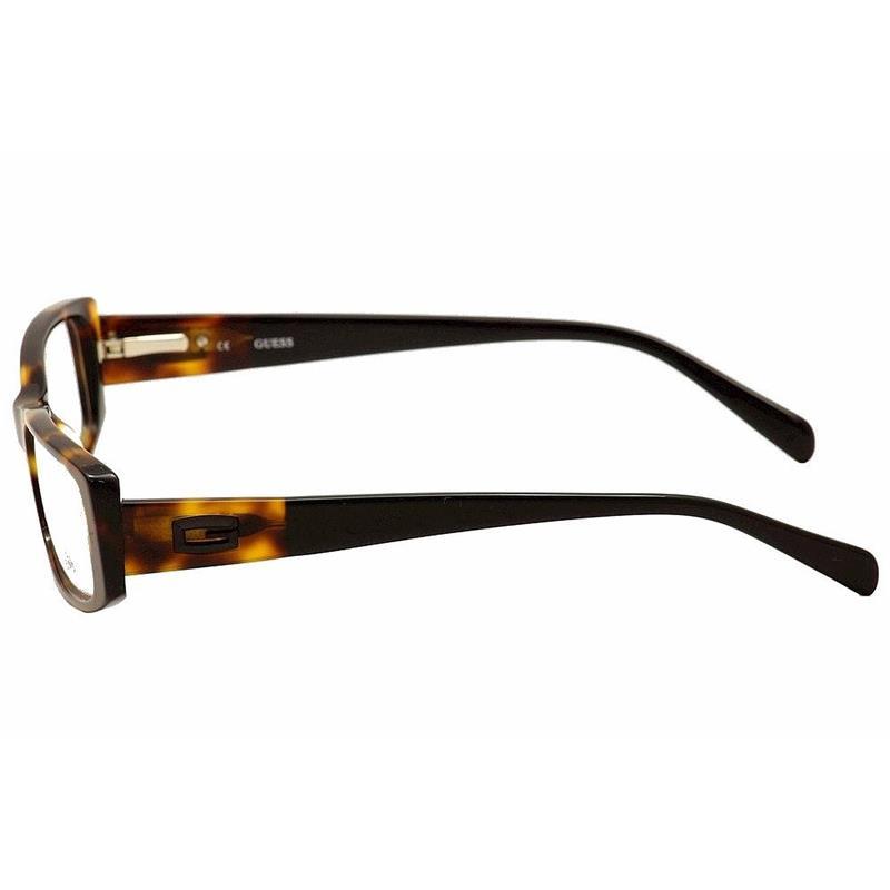 aviator style glasses  guess eyeglasses