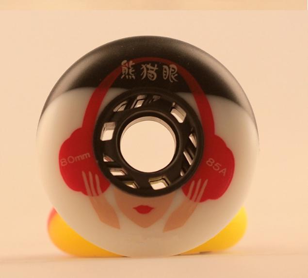 熊猫眼二代和三代轮子 图片合集