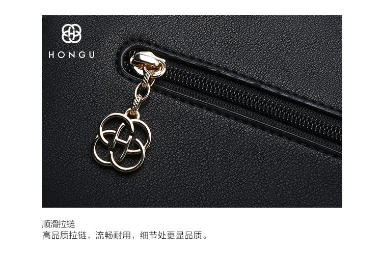 Túi xách nữ HONGU H5140355  - ảnh 15