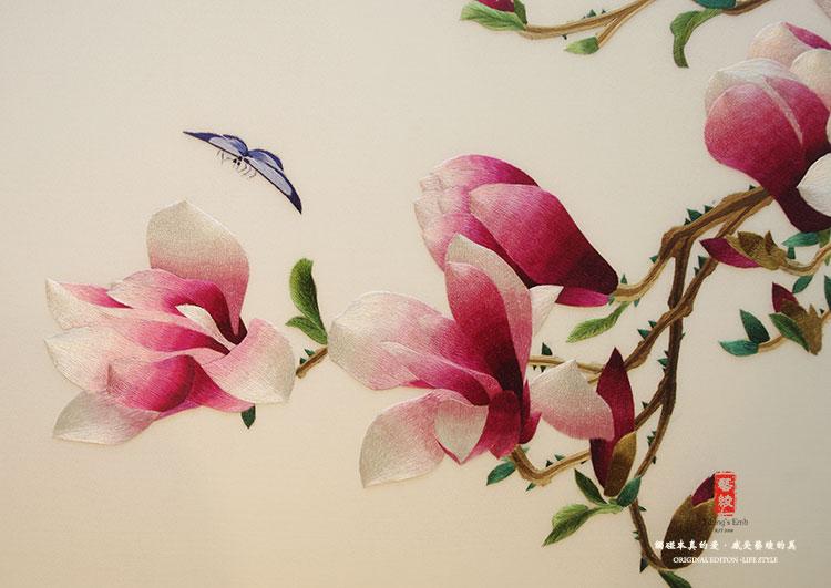 欧式现代花卉