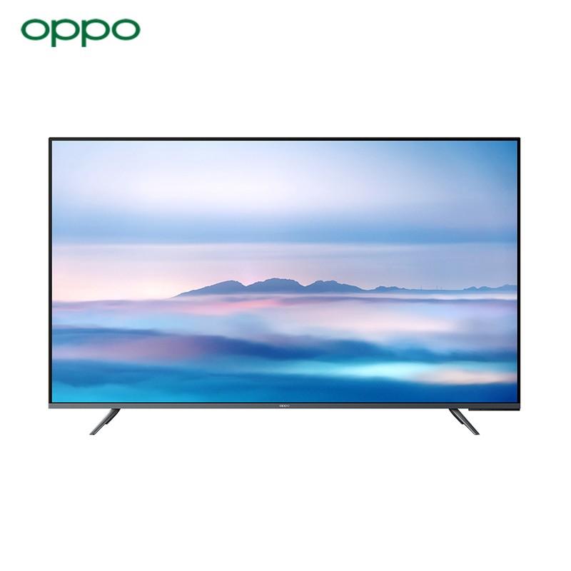 OPPO电视R1 55英寸 4K悬浮全面屏幕 支持Wi-Fi6高速传输 TUV低蓝光护眼 四大平台全量搜索