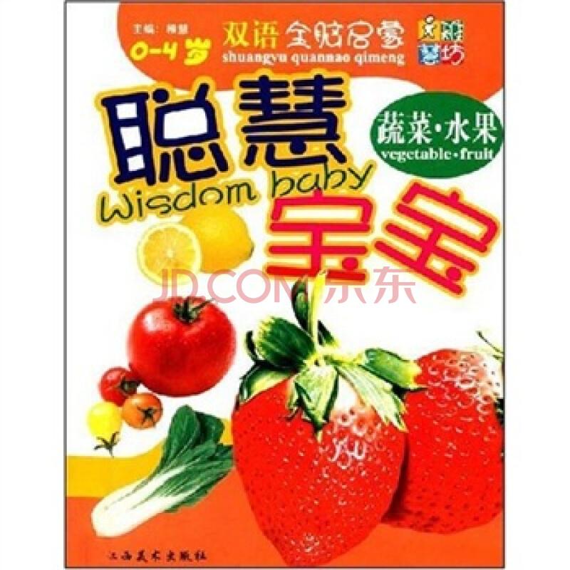 儿童菜-聪慧宝宝 蔬菜 水果 0 4岁
