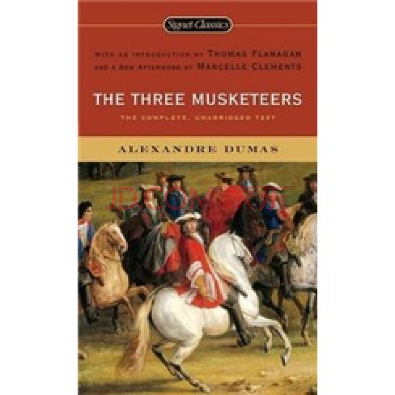 comparative analysis of the three musketeers