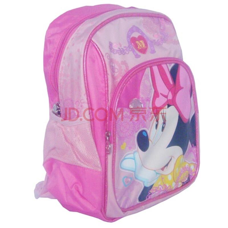disney迪士尼双肩小学书包cb0291b粉色图片