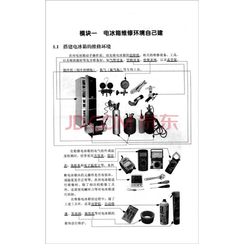 1 认识电冰箱的结构组成16 2.2 了解电冰箱的工作过程17 2.2.