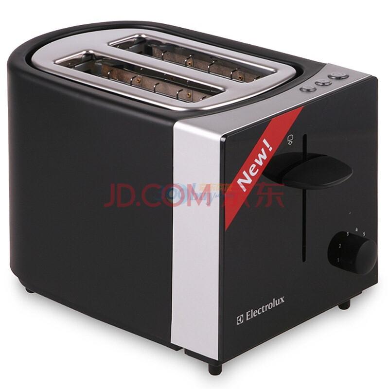 烤面包机(黑色)