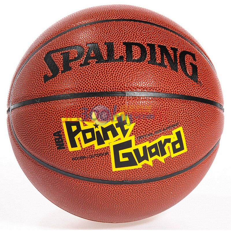 g斯伯丁NBA控球后卫篮球74 100图片 京东