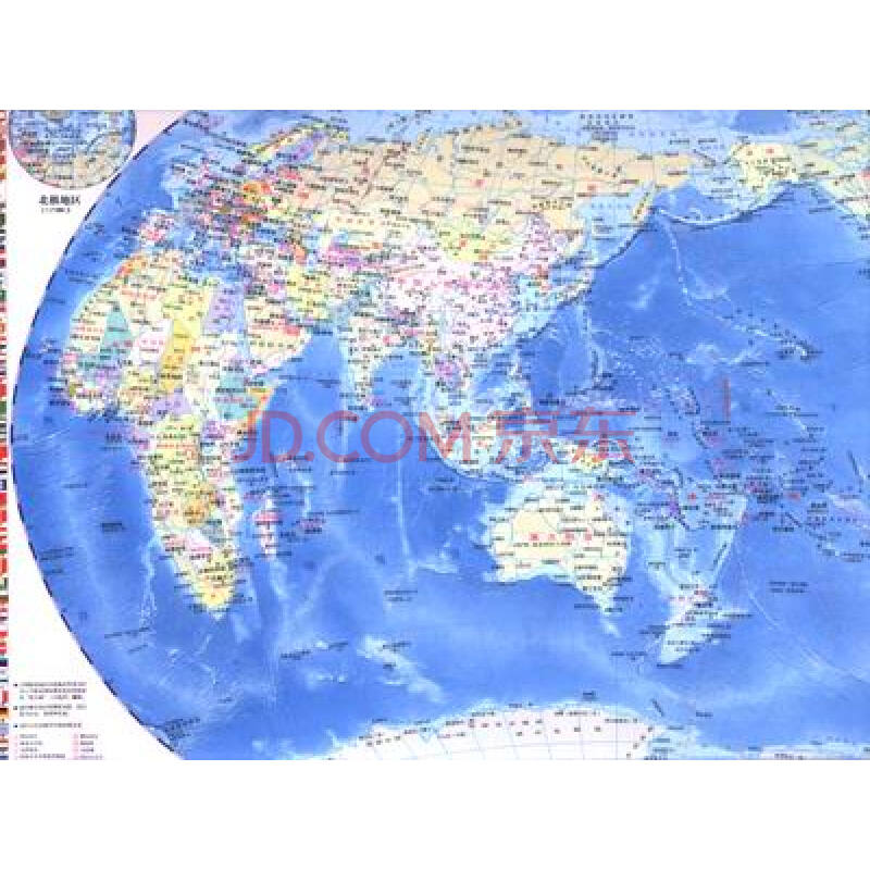2012中国地图·世界地图(学生版)