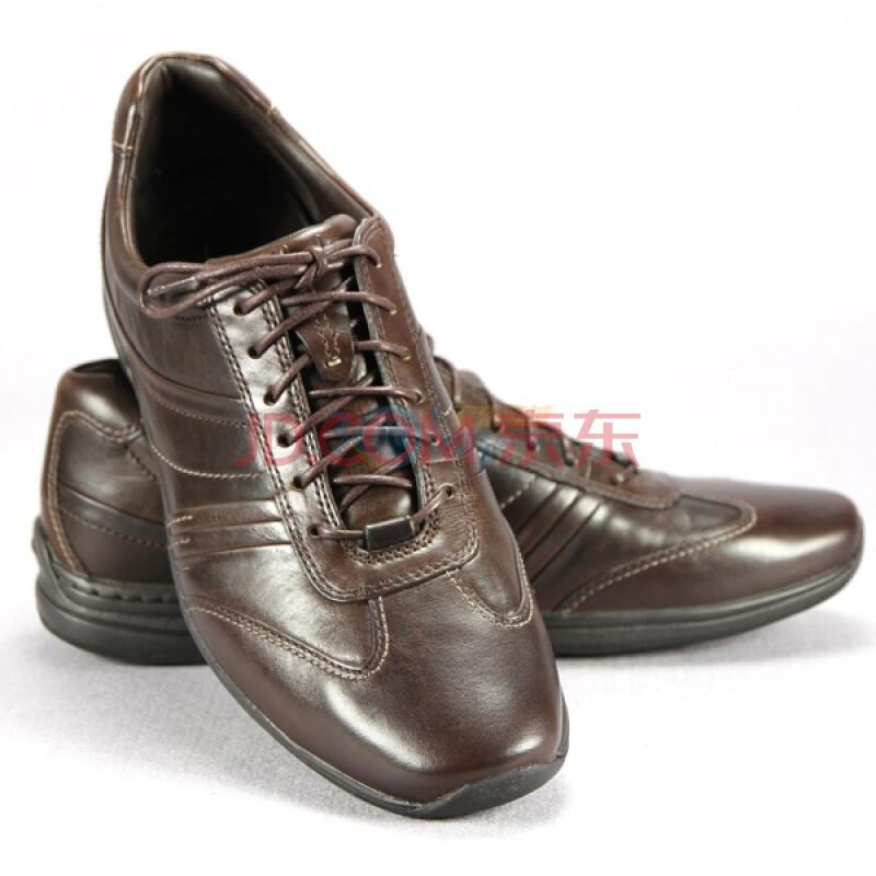 clarks其乐男式deltaforce休闲皮鞋20334050
