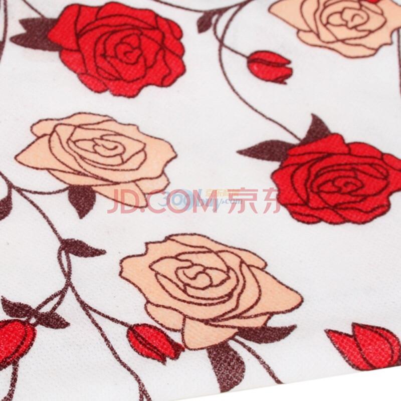 透明包包挂袋 浪漫玫瑰花2个装图片图片