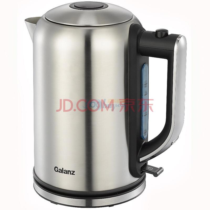 Galanz 格兰仕 DH18-17030 不锈钢电水壶 1.7L 99元包邮的图片