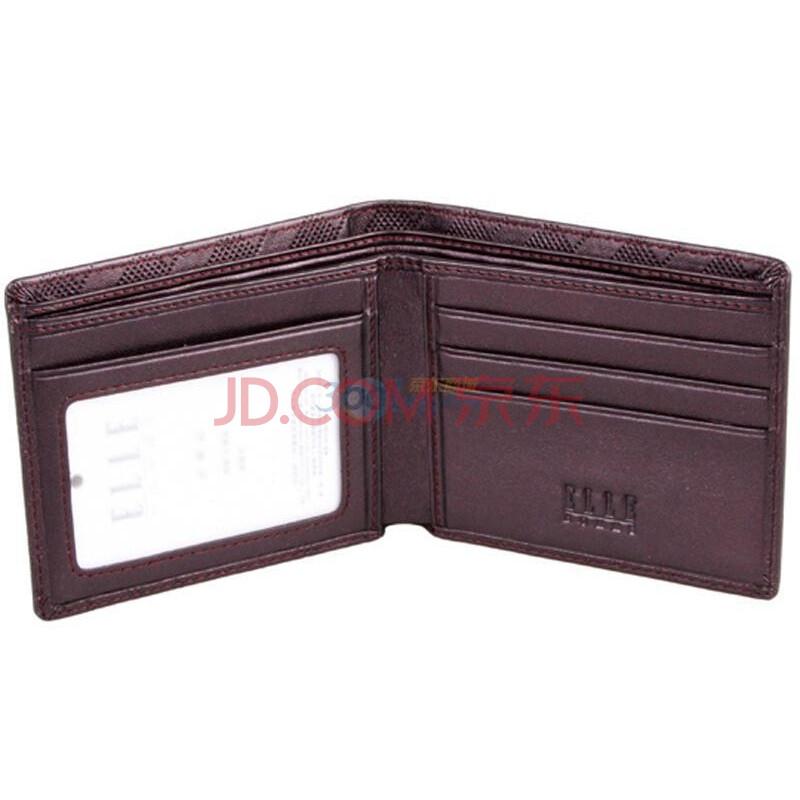 homme女士横款钱包(e033713406紫金色)图片