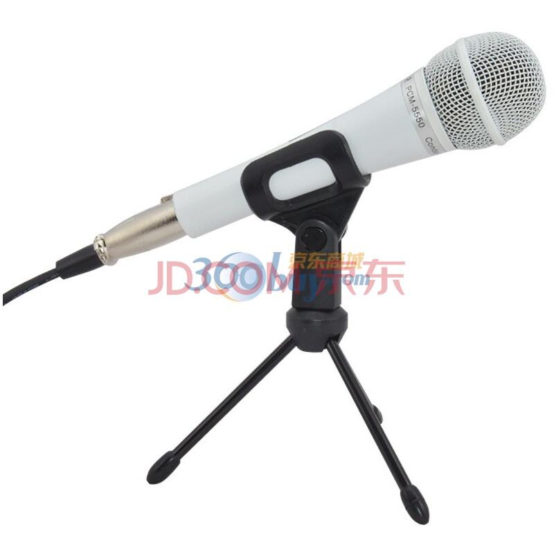 得�伲�TAKSTAR)PCM-5550��I�容��克�L ��XK歌直播 游��YY�Z音喊���音�S� 通用�容�筒 象牙白