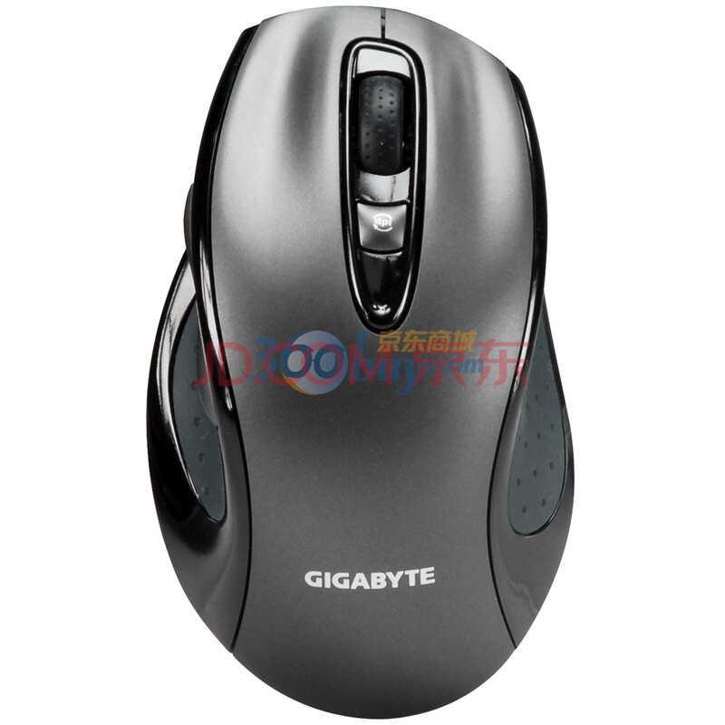 技嘉(GIGABYTE)GM-M6800  800/1600DPI 可变速双透镜人体工学游戏鼠标)