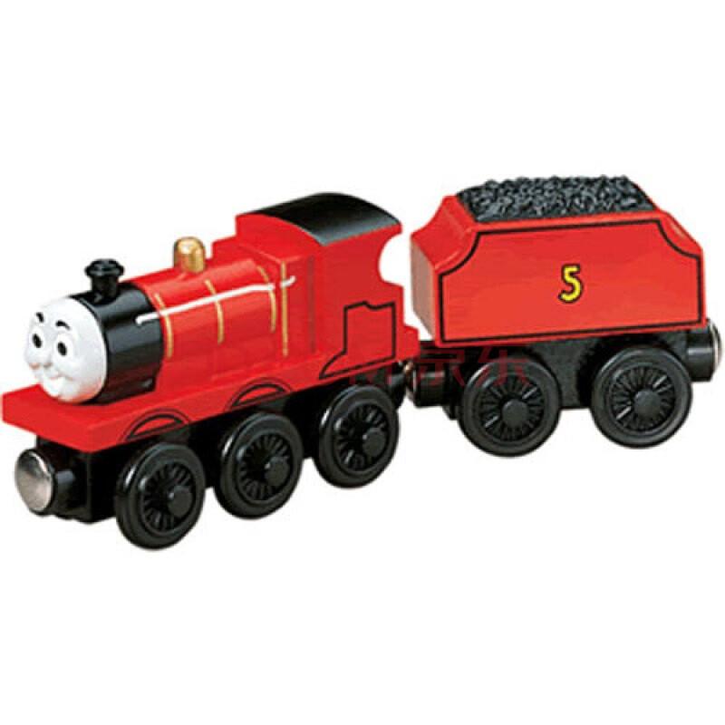托马斯 原木磁性小火车 詹姆士 lc99005