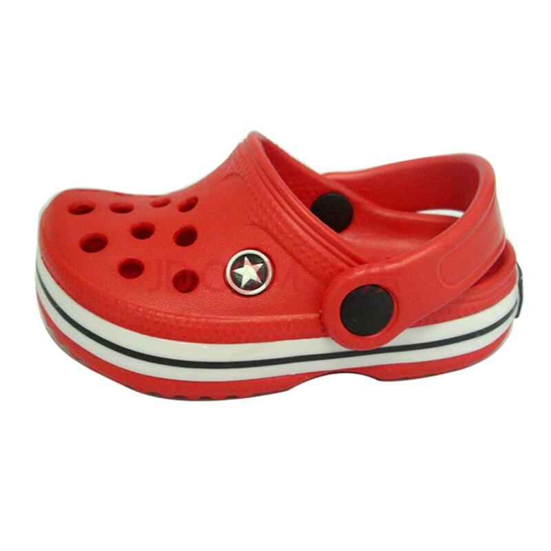bruno布鲁诺童鞋儿童洞洞鞋