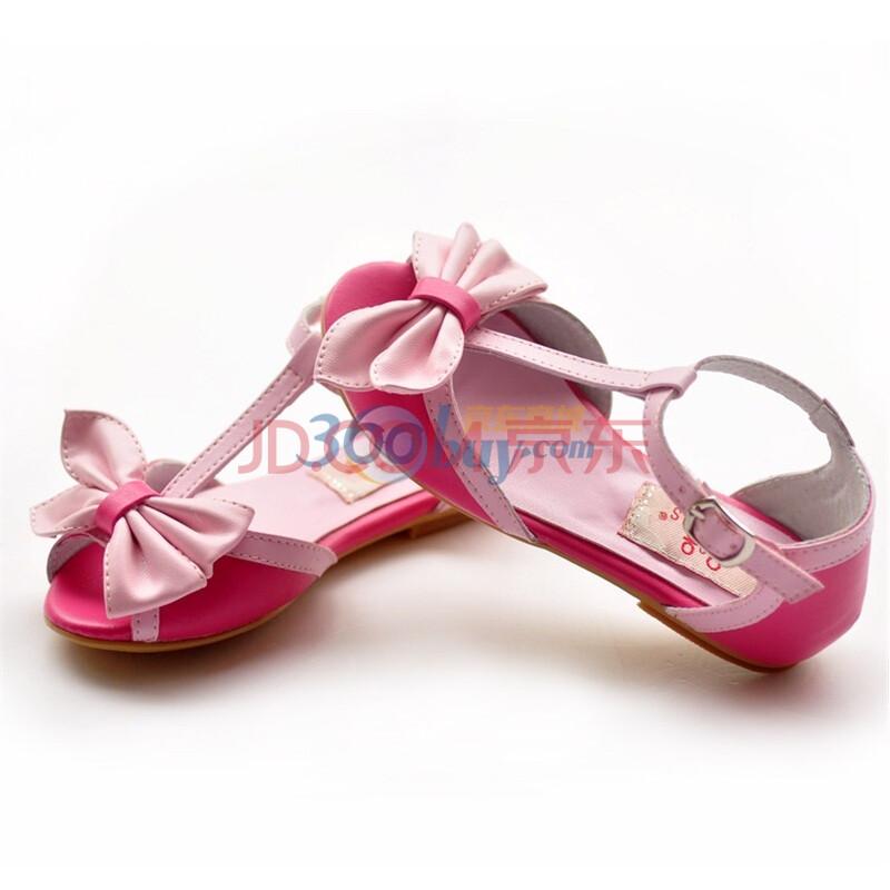 款儿童女童凉鞋25-32码fp