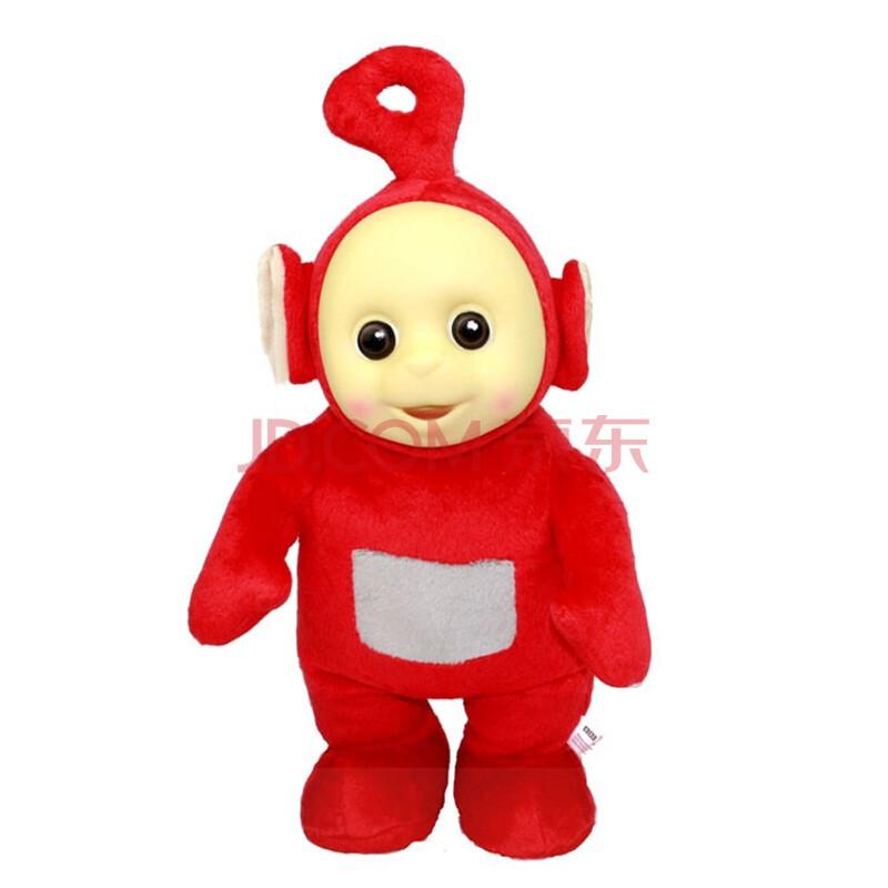 天线宝宝玩具(teletubbies)t9wtw004 跳舞宝宝红色小波图片