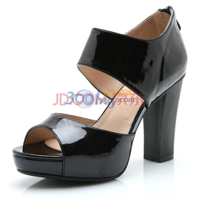 exull依思q 2012新款凉鞋