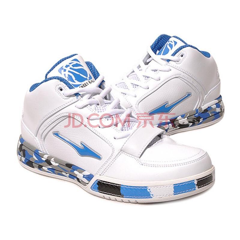 鸿星尔克 男式 篮球鞋 11032009/16 39图片