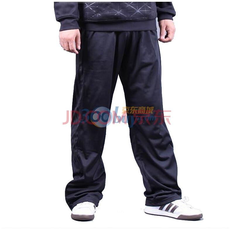 阿迪达斯adidas 男子针织长裤