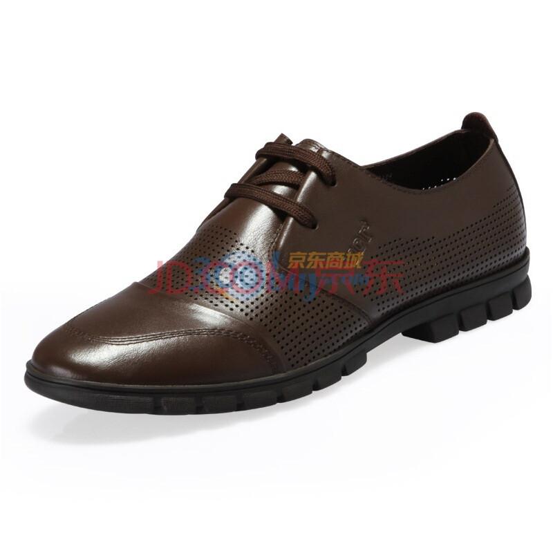 气系带男式休闲鞋