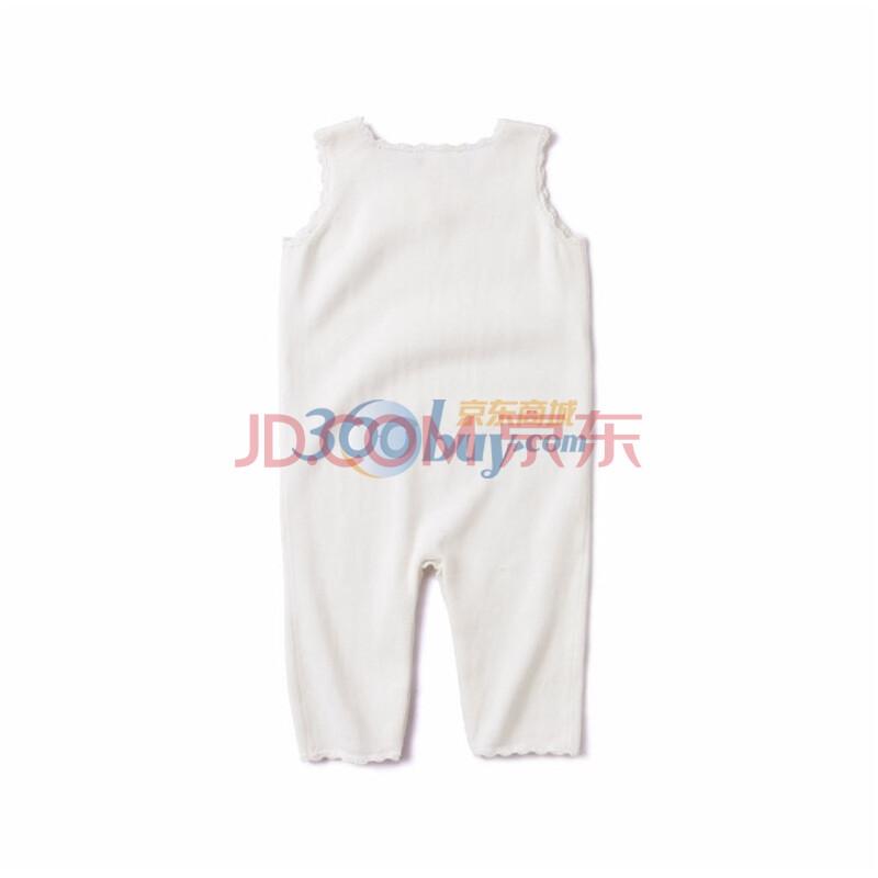 春秋季公主宝宝全棉针织背带裤/婴儿连体 宝宝婴儿外出服-婴儿针织