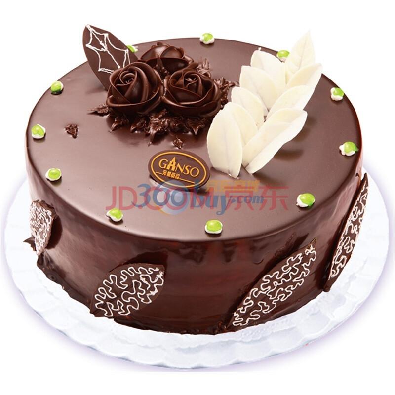 元祖 生日 巧克力蛋糕 挑逗1500克图片