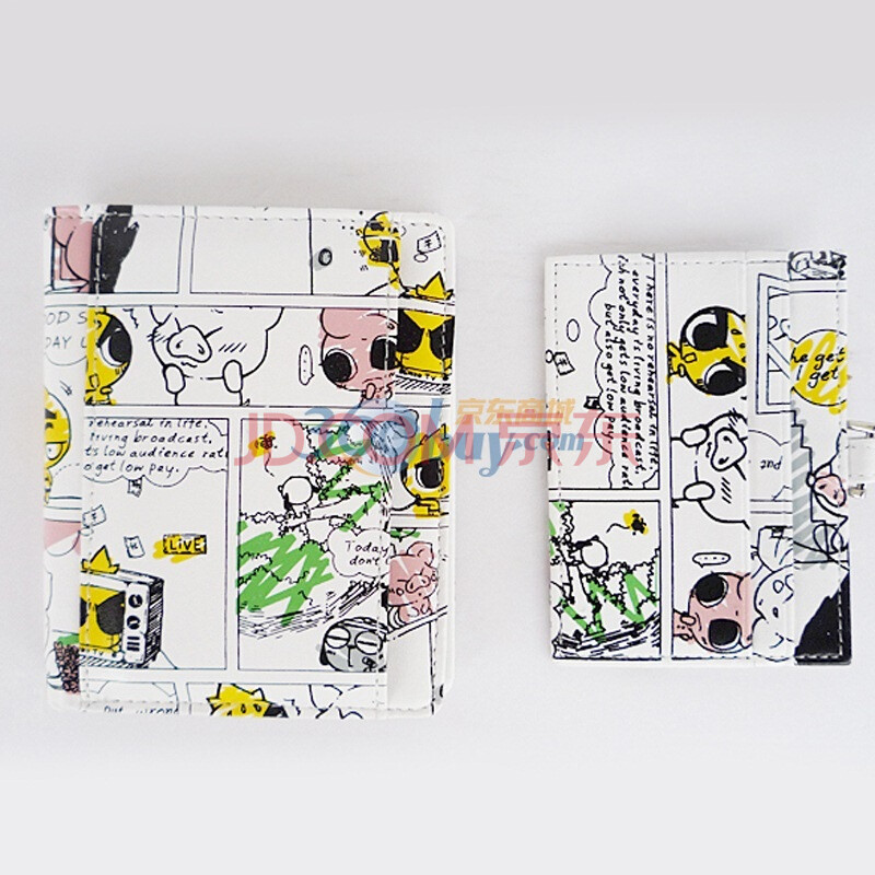 卡通卡包可爱