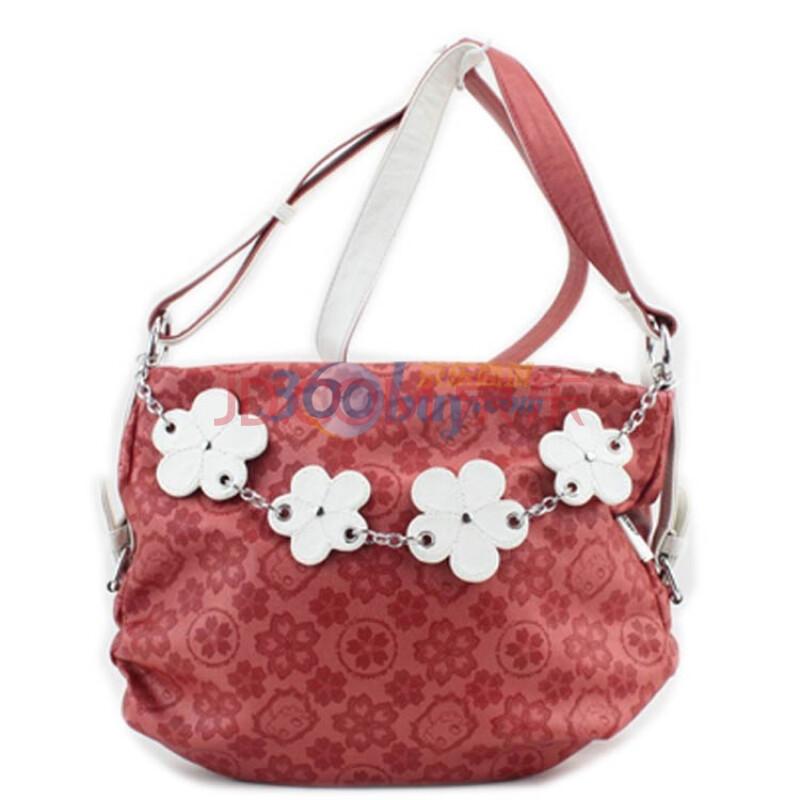 贝蒂betty畅销热卖女士包包斜挎包a5153-6红色图片