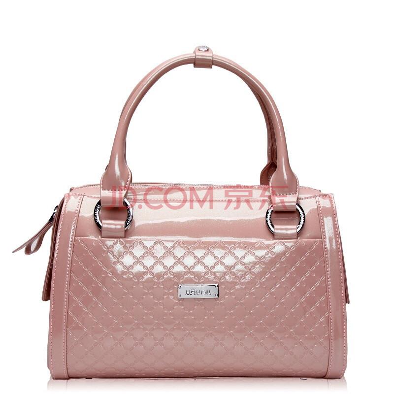 红谷HONGU真皮女包2012新款韩版时尚手提包