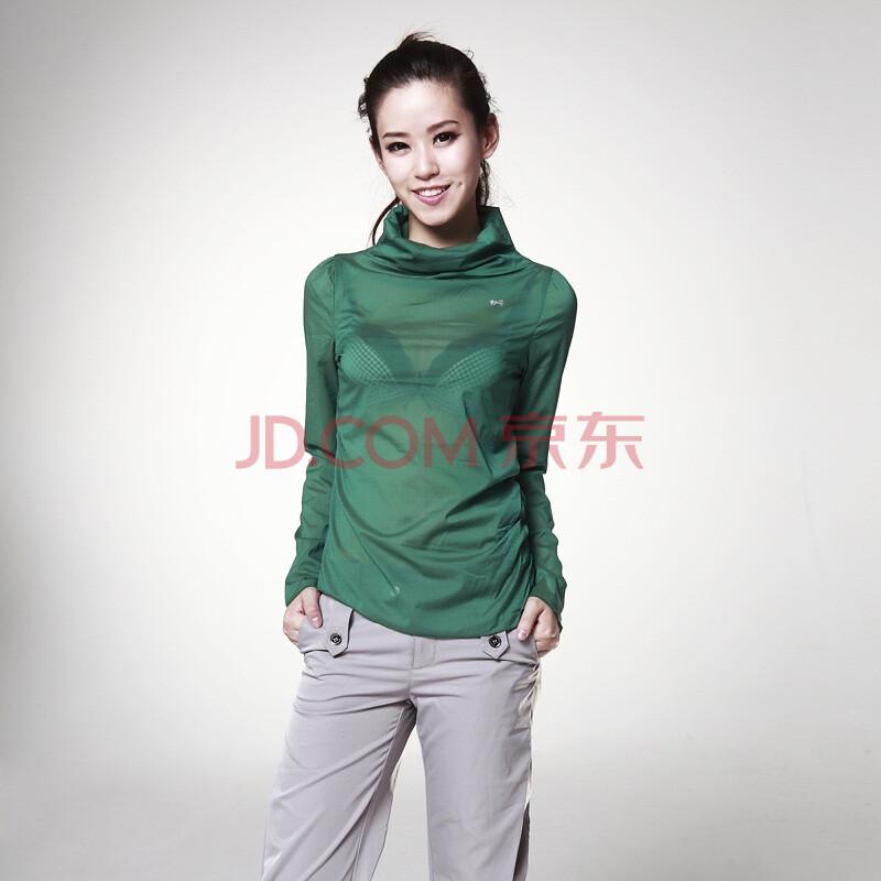 音曲女装 2012春季新款长袖T恤 女装长袖打底衫 YLS0134 黑色 L