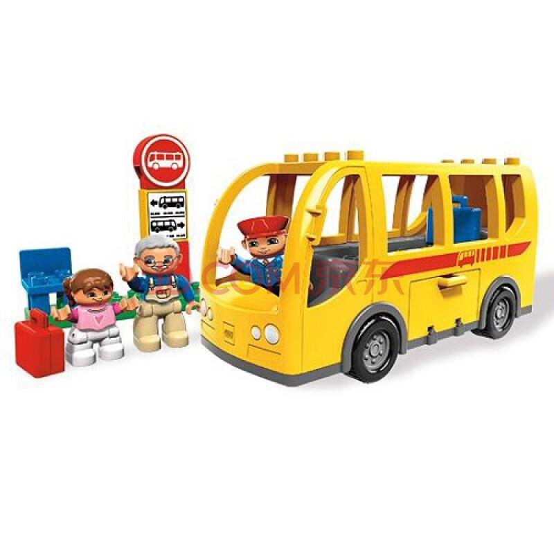 LEGO乐高 大汽车 5636图片