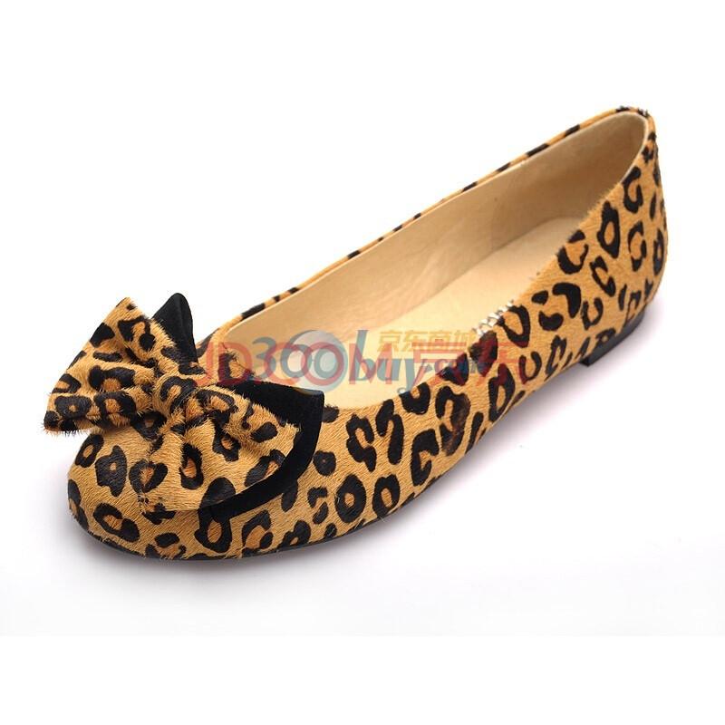 时尚平底女单鞋