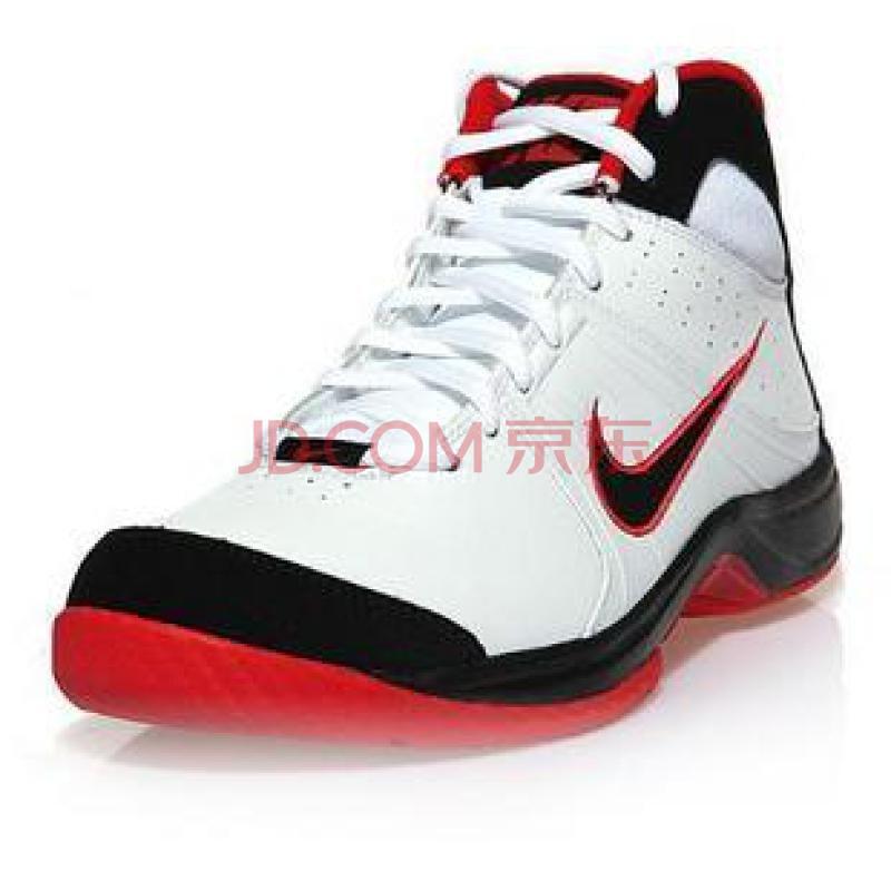 NIKE 耐克 新款男子篮球鞋 443456/106 白色 6图片