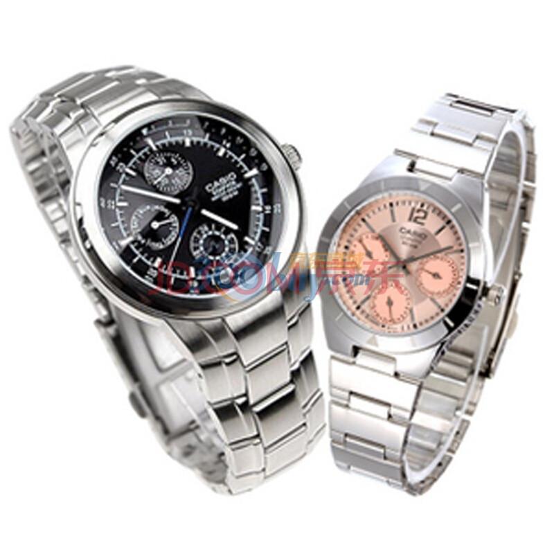 卡西欧时尚情侣手表_卡西欧手表情侣对表_手表情侣对表一对_手表