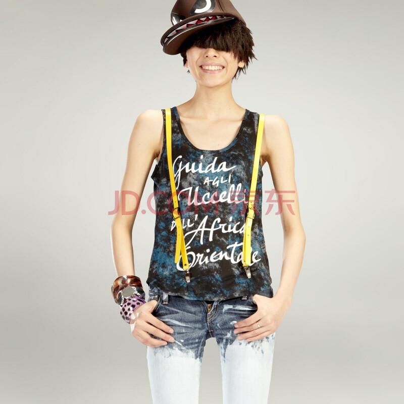 2011夏装新款吊带背心