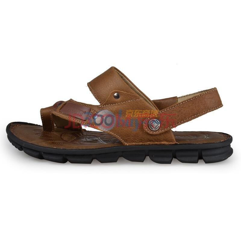 啄木鸟 2012年新款男式沙滩鞋