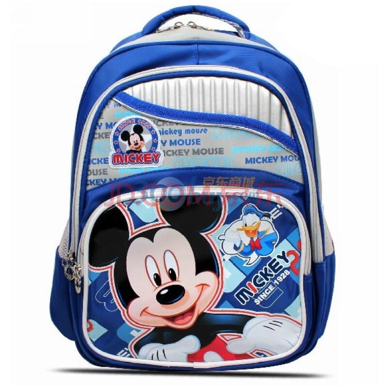 迪士尼disney书包 米奇2012新款儿童书包
