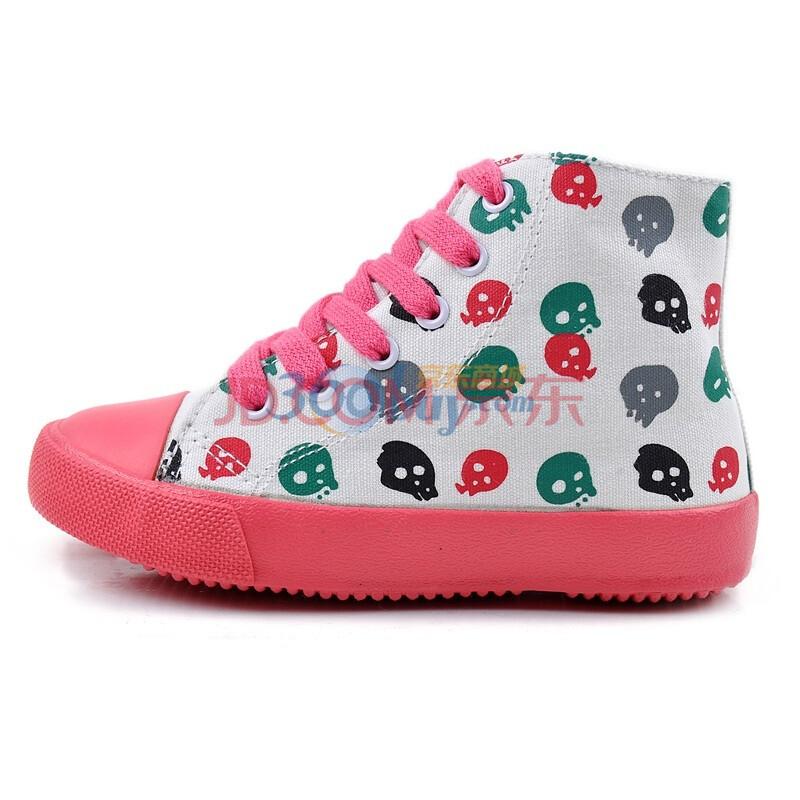 硫化鞋 女童鞋